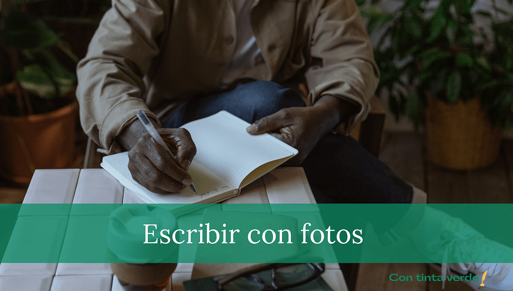 Escribir con fotos